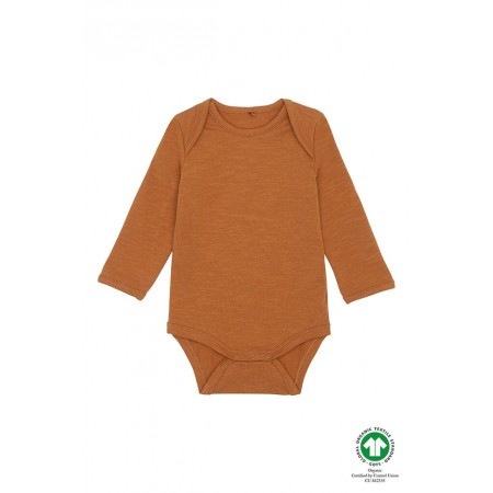 Soft Gallery Bob Body, Pumpkin Spice, Soft Owl 6M (Slippers)