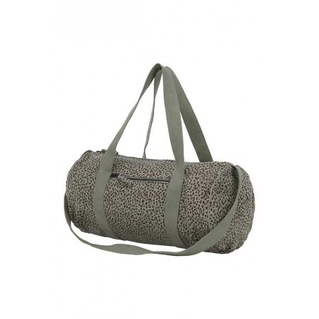 Soft Gallery Small Duffelbag, Shadow, AOP Leospot One Size (Handbags)