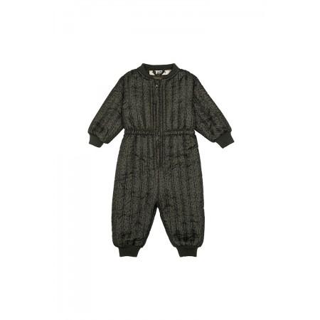 Soft Gallery Granger Jumpsuit, kalamata, AOP Leospot (Outdoor Clothing)