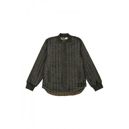 Soft Gallery Michell Thermo Jacket, kalamata, AOP Leospot (Outdoor Clothing)