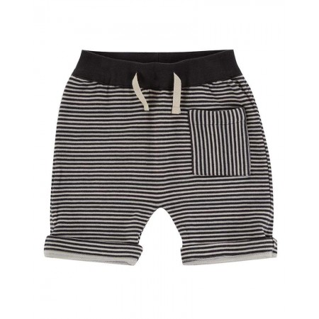 Turtledove London Reversible Jersey Stripe Shorts 6-12 Months (Shorts)