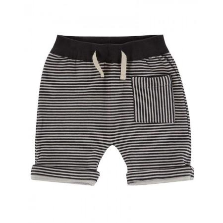 Turtledove London Reversible Jersey Stripe Shorts (Shorts)