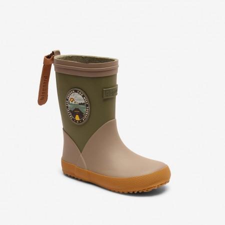 Bisgaard Rubber boots Fashion Green (Novelties)