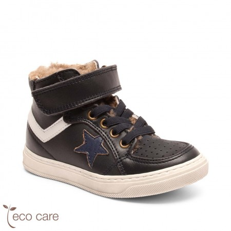 Bisgaard Ian Lace Shoe Navy
