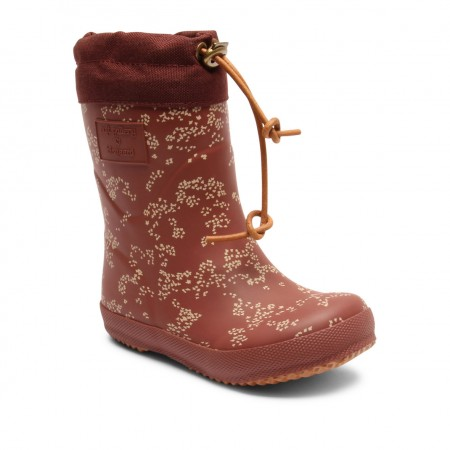Bisgaard X Sg Thermo Rubber Boot Bordeaux