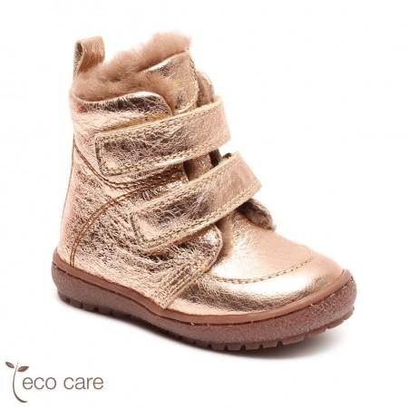 Bisgaard Storm First Step Rose Gold (Footwear)