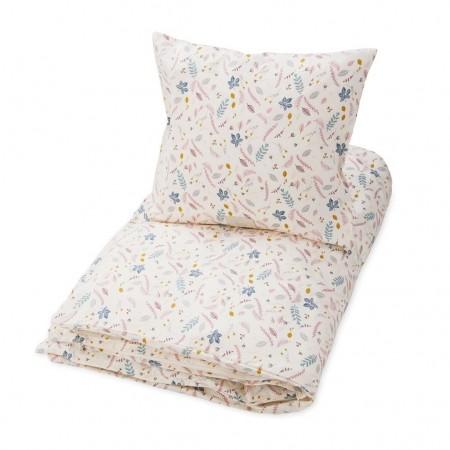 CamCam Bedding, Baby, 70X100cm  Pressed Leaves Rose (Bedding)