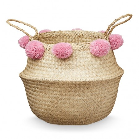 CamCam Belly Basket Berry (Room accessories)