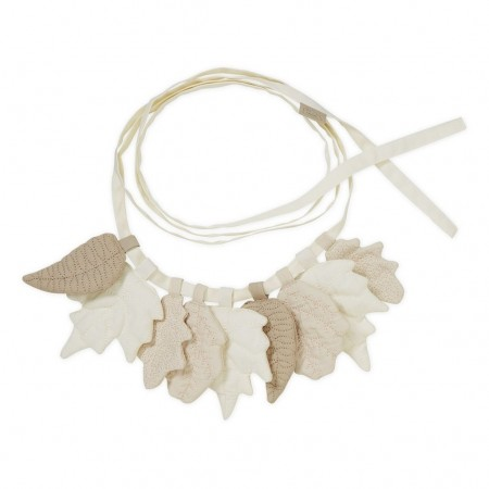 CamCam Garland Leaves Mix Natural (Room accessories)