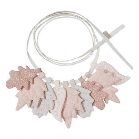 CamCam Garland Leaves Mix Rose (Room accessories)