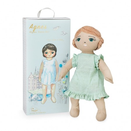 CamCam Organic Textile Doll Agnes (Dolls)