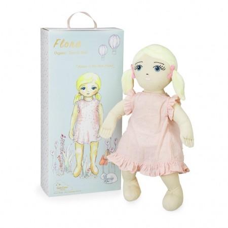 CamCam Organic Textile Doll Flora (Dolls)