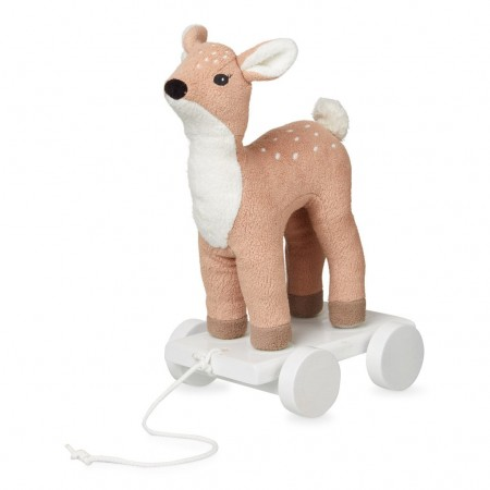 CamCam Pull Toy Fawn