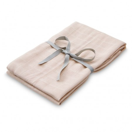CamCam Swaddle Light Blossom Pink (Muslin cloths)