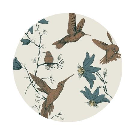 Everleigh Hummingbird Sand - Stoleunderlag (Silicon mats)