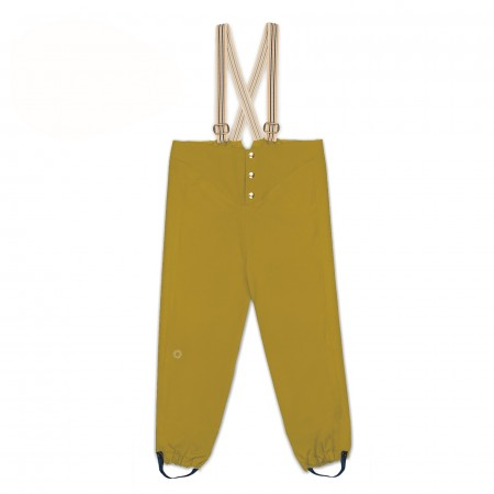 Faire Child Rain Pants Goldenrod (Outdoor Clothing)