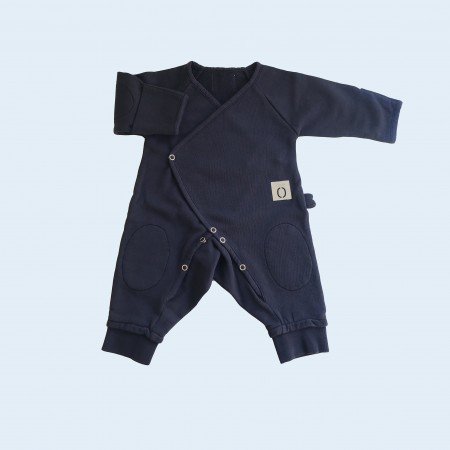 Little Borne Lounger Indigo Blue (Slippers)