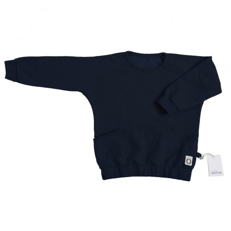 Little Borne Sweater Indigo Blue