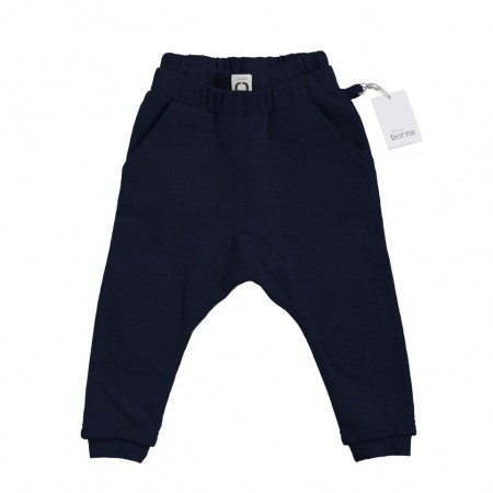 Little Borne Jogger Indigo Blue