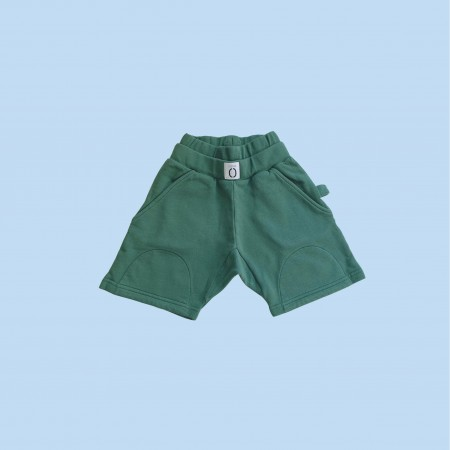 Little Borne Bermudas Canvas Green (Shorts)