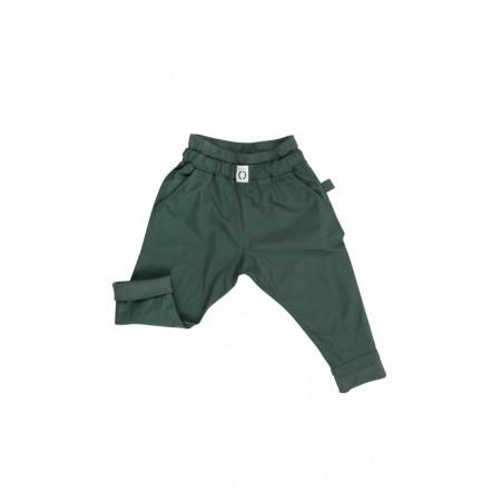 Little Borne Slouchers Canvas Green (Sweaters)