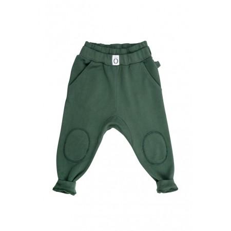 Little Borne Jogger Canvas Green (Pants / Leggins)