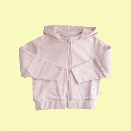 Little Borne Hoodie Dusty Tan