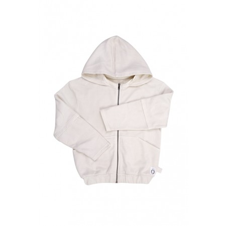 Little Borne Hoodie Oatmilk (Sweaters)