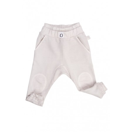 Little Borne Jogger Oatmilk