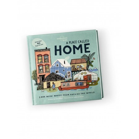 Lonely Planet Kids, A Place Called Home (Books)