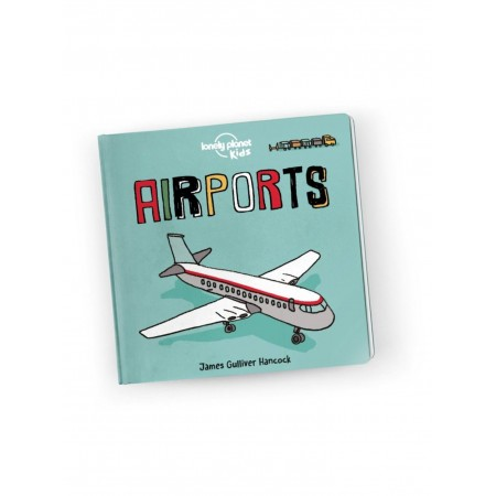 Lonely Planet Kids, Airports