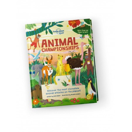 Lonely Planet Kids, Animal Championships (Books)