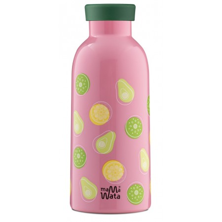 MamaWata Insulated Bottle 470 Fruits (Flasks)