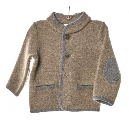 Marae Jacket - Mint/Grey