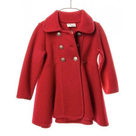 Marae Coat - Red (Outdoor Clothing)