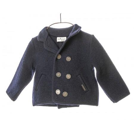 Marae Jacket - Navy
