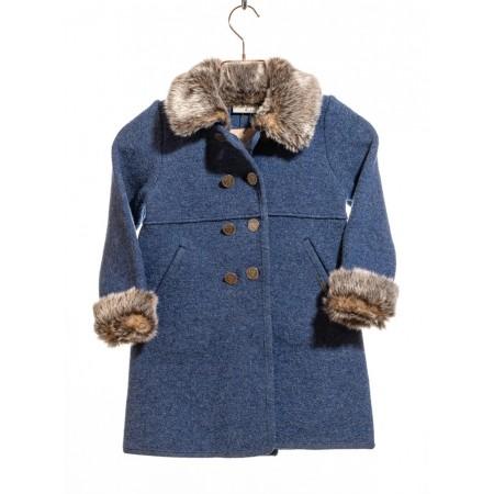 Marae Coat - Blue (Outdoor Clothing)