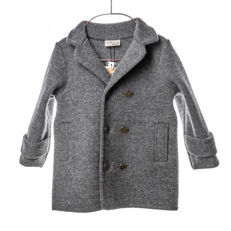 Marae Jacket - Grey