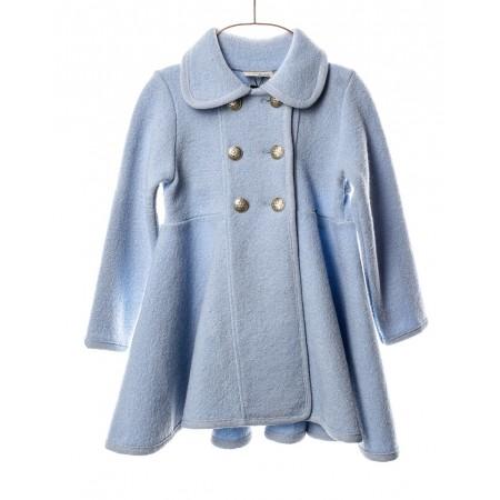 Marae Coat - Light Blue (Outdoor Clothing)