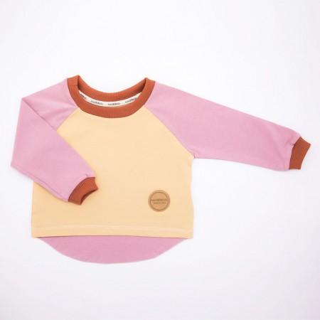 Mimookids Easy-dressing Shirt, Rose