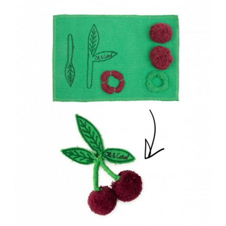 Oli&Carol Diy Mery The Cherry (Educational toys)