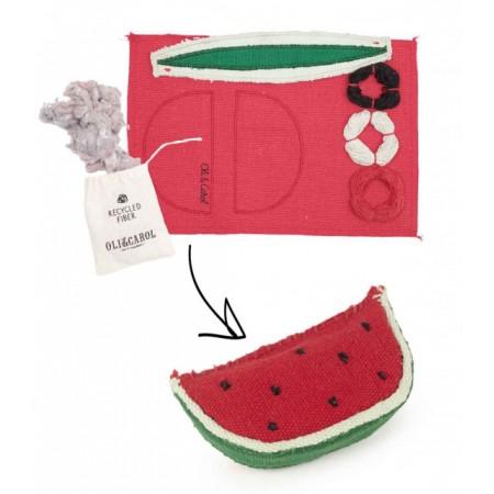 Oli&Carol Diy Wally The Watermelon (Educational toys)