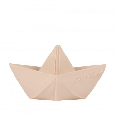 Oli&Carol Origami Boat Nude Teether (Teethers)