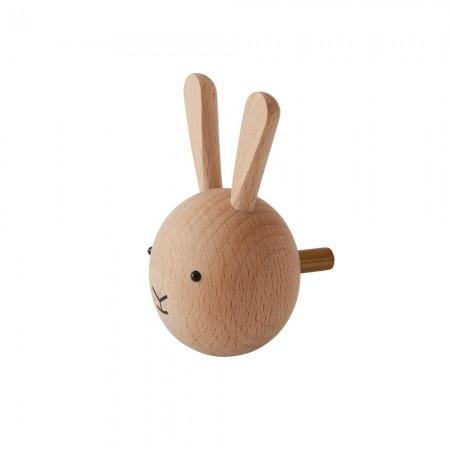 OYOY Mini Hook - Rabbit (Room accessories)