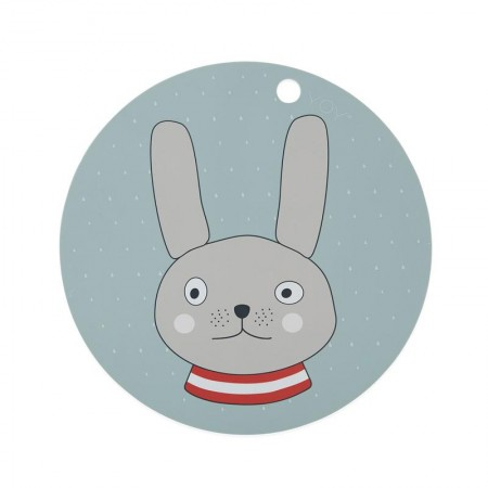 OYOY Placemat Rabbit (Novelties)