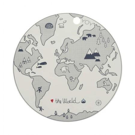 OYOY Placemat World (Novelties)