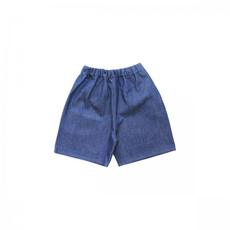 Pippins Denim Shorts Colour: Blue, Size: 3-4Y (Shorts)