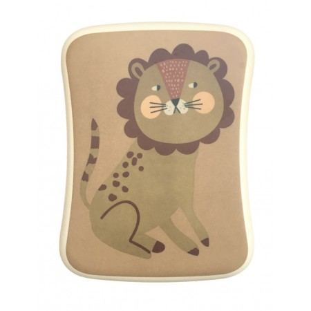 StudioLoco Lunchbox Bamboo Lion (Snack boxes)