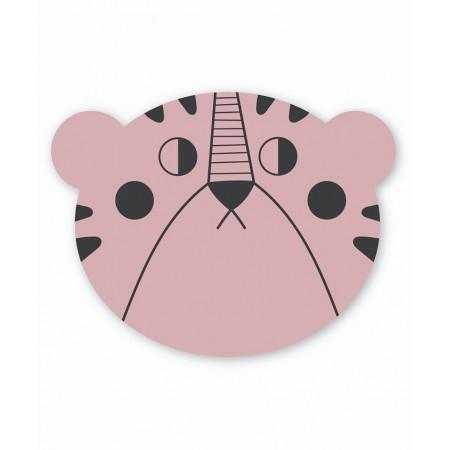 StudioLoco Placemat Pink Leopard