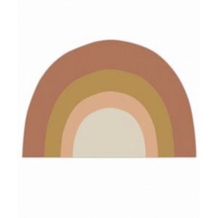 StudioLoco Placemat Silicone Rainbow (Silicon mats)